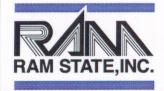 Welcome to RAM STATE, INC